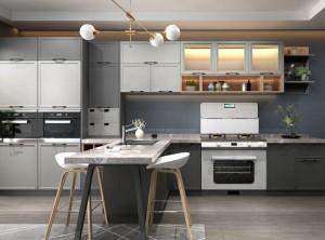 奥田整体厨房2020最新效果图赏析(二)