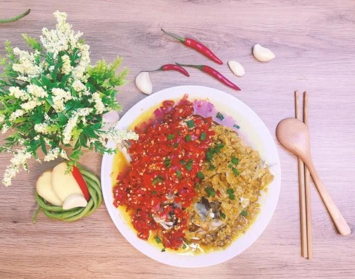 用火星人X7Z做一道湖南名菜:剁椒鱼头,香辣开胃吃的过瘾! (1285播放)