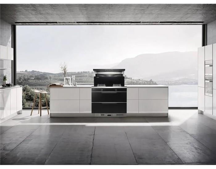 给厨房配一台高颜值实用的森歌集成灶,整个家的档次都会提升不少! (1276播放)