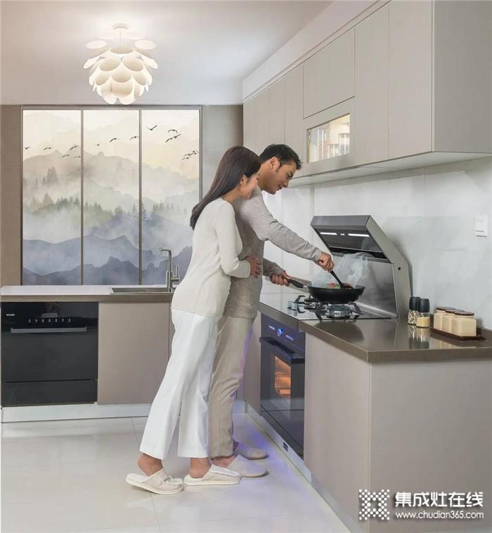 请收下这份力巨人集成灶厨房装修攻略,再也不用担心厨房不会装了