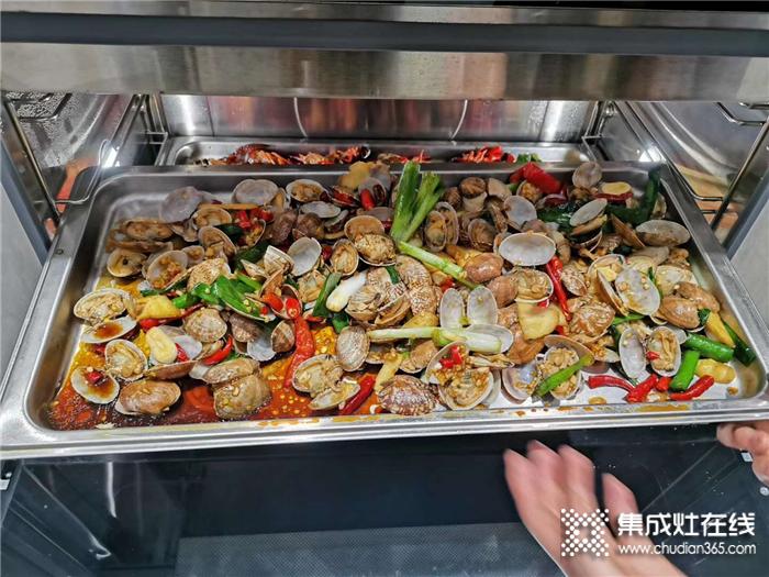 新家厨房装修选择金帝集成灶,集多功能于一身的厨房神器!