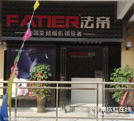 法帝厨房电器湖南怀化专卖店