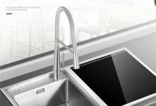 浙派水槽洗碗机,打造新一代品质厨房
