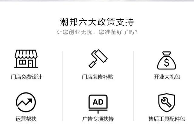 潮邦集成灶招商海报_11