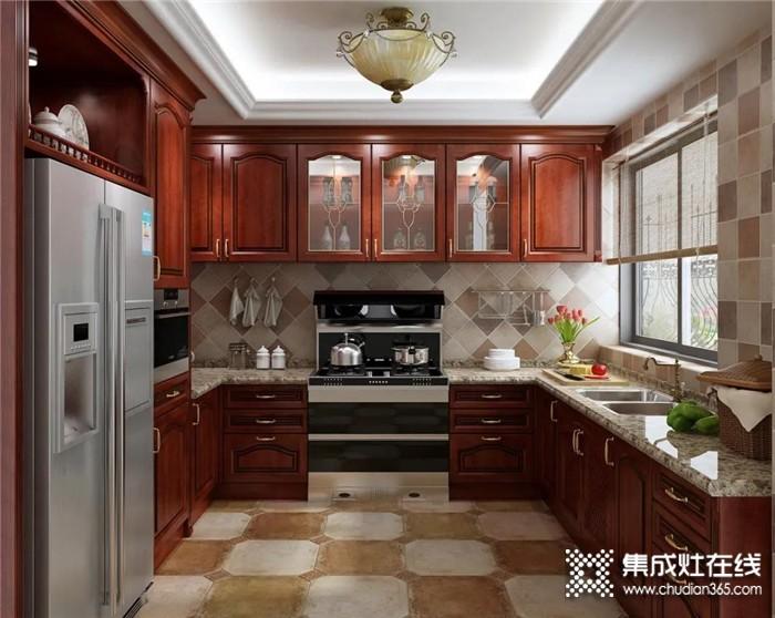 无论你是什么厨房户型,美大集成灶都能轻松hold住!