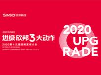 进级·欣邦3大动作2020第十五届战略发布大会 (333播放)