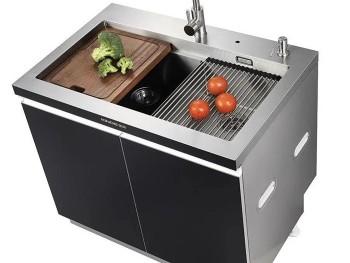 速看!云智星教你水槽洗碗机的正确操作方法