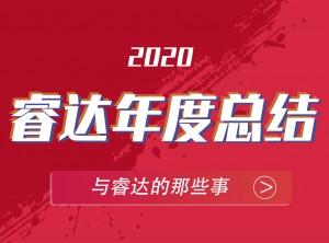 睿达集成灶2020年度报告PC图片