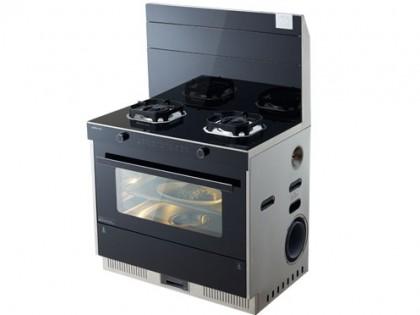 亿田蒸箱一体集成灶D5Z,天猫精灵D5Z娱乐厨房智能语音