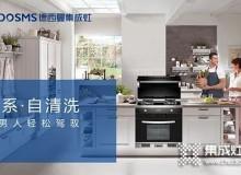 临近春节,德西曼集成灶告诉你清洁厨房的大秘诀