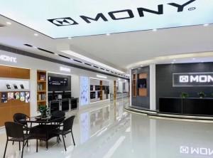 莫尼集成灶企业实景图,企业厂房规模图片