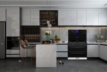蓝炬星AIoT智能集成灶,掀起90后的厨房革命 (2103播放)