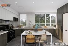 厨房也需高级感,试试像优格这样装让厨房更上档次!