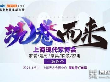 爱尔卡松下洗碗机定制款集成水槽亮相上海家博会! (989播放)