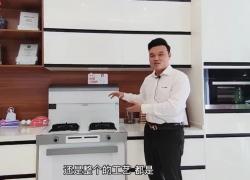 欣邦建材观察员打卡网红厨电加盟品牌——佳歌集成灶