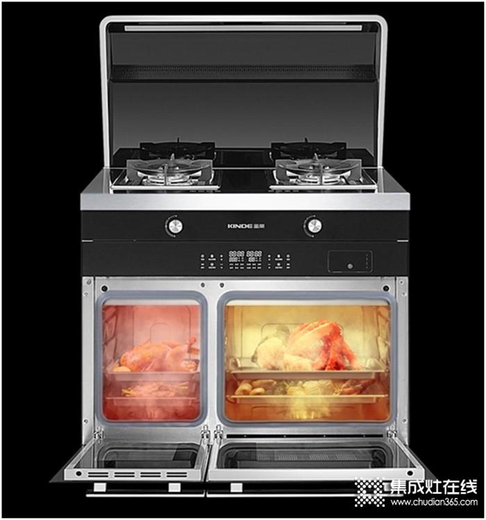 金帝|蒸烤集成灶哪个好?该如何选择?