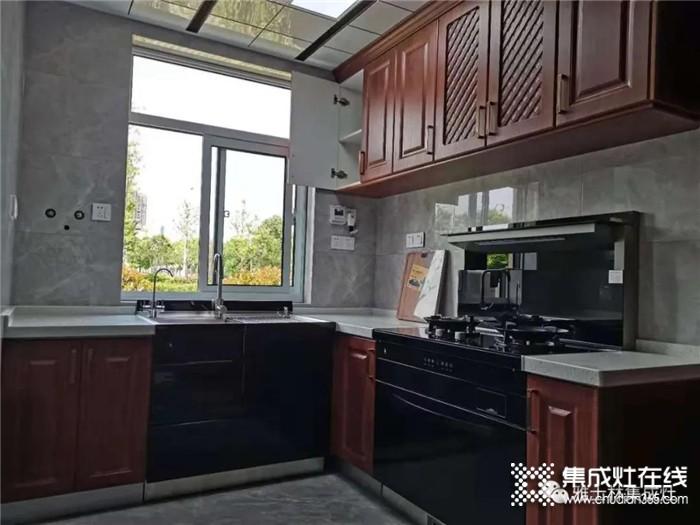 """雅士林:""""集成灶+集成水槽""""让厨房乐趣横生!"""