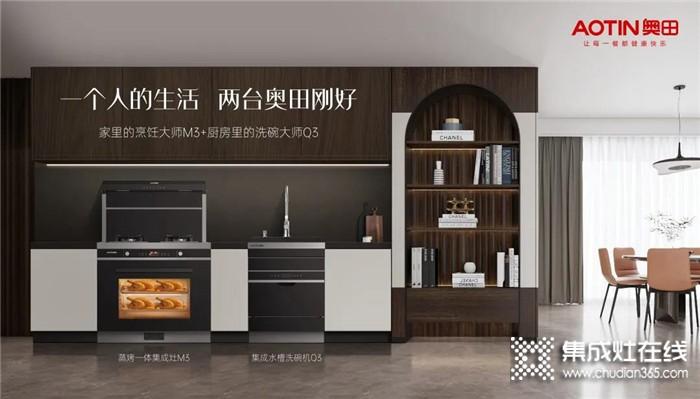 奥田618福利攻略   让集成灶承包你的精致厨房 !