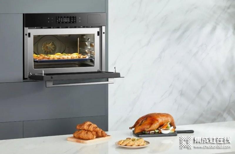 老板多功能蒸烤微一体机 定义厨房烹饪新方式_4