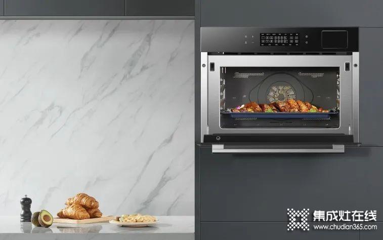 老板多功能蒸烤微一体机 定义厨房烹饪新方式_1