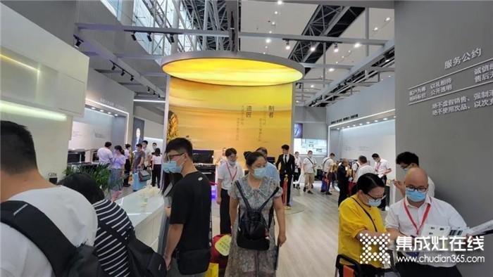 广州建博会丨500项专利,3000平制造基地,广展大牌云集看它就够了!莫尼携全系列产品亮相,震撼破圈!