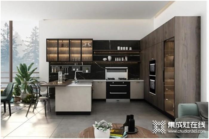 老厨房如何改造?金帝集成灶帮您开启厨房新生活