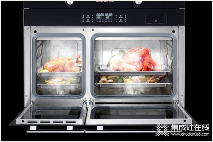 小户型开放式厨房如何挑选集成灶?金帝集成灶怎么样?