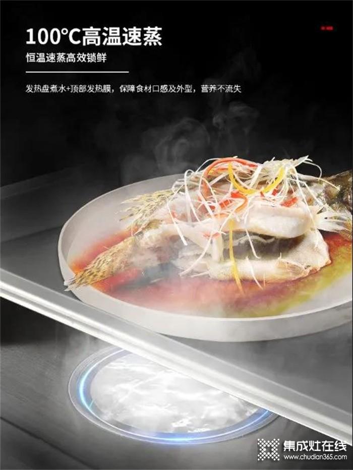 左蒸右烤,玩转中西厨房   亿田S8C开启国潮新风向!